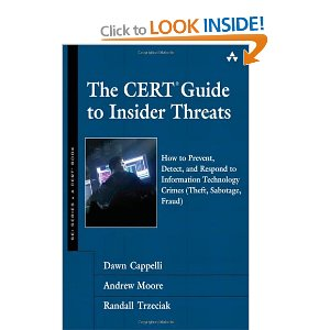 Insider threats - inside jobs - business continuity - corporate espionage