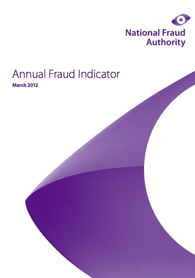 National Fraud Office Annual Fraud Report March 2012