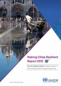 making cities resilient - resilience is expensive say UN